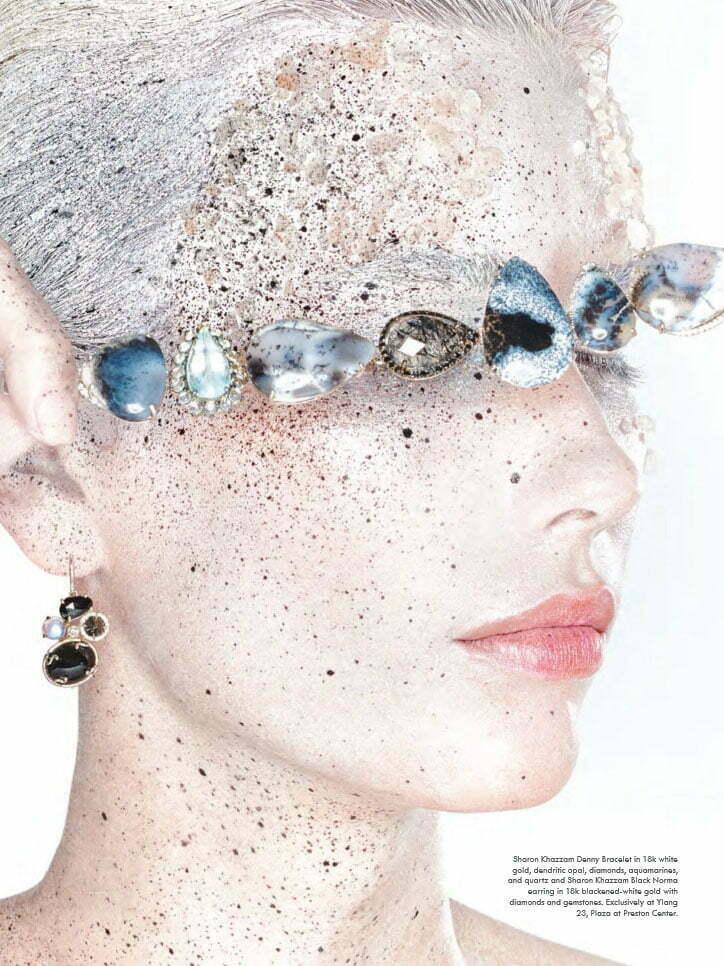 editorial makeup artist